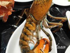 淡尾·海鮮自助概念餐廳(虹橋南豐城店)的波士頓龍蝦