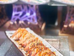 美浮宫海鲜自助餐厅(中山公园龙之梦店)的寿司