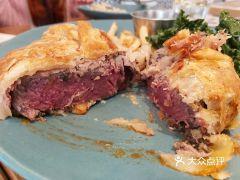 St. Barts的Beef Wellington