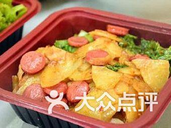 甜甜家土豆片炒饭