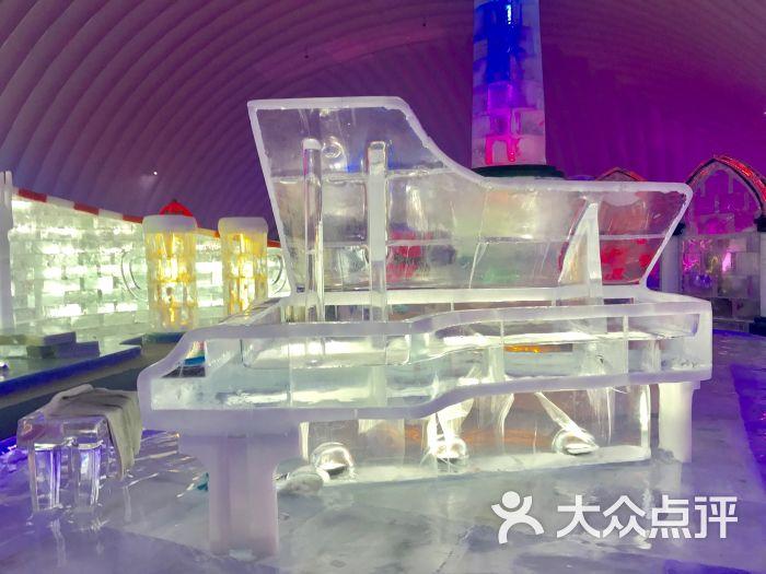 哈爾濱冰雪大世界室內冰雪主題樂園-圖片-哈爾濱周邊-