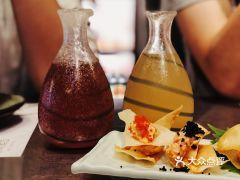 江左尚白·日式放题料理(SM城市广场店)的柚子酒