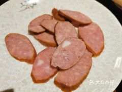 三泉冷面(新荟城店)的哈尔滨红肠