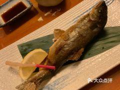 酒吞(南翔印象城MEGA店)的烤香鱼