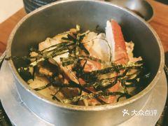 蟹道乐(新宿本店)的螃蟹饭