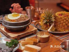 烧本烧烤肉(全球首店)的石锅拌饭