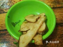陈师傅羊肉烩面的腌咸菜