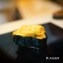 海胆军舰寿司