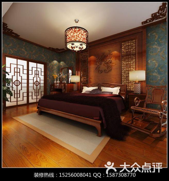 2211wang_川豪装饰中式案例-15256008041_wangqin2211
