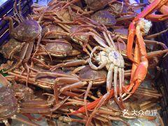 初色海鲜自助火锅(万丰路店)的红毛蟹