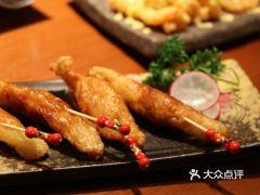 尾久太郎·料理寿喜烧(东部银泰店)的鸡皮饺子