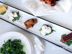四季民福烤鸭店(故宫店)的小吃拼盘
