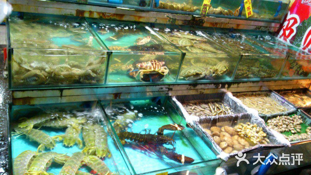 广州水产市场_黄沙水产交易市场-水产摊图片-广州购物-大众点评网