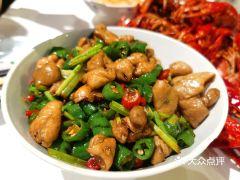 長沙文和友(海信廣場店)的干鍋肥腸