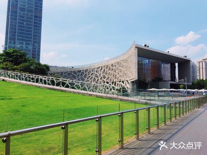 上海自然博物馆(静安新馆)门面图片