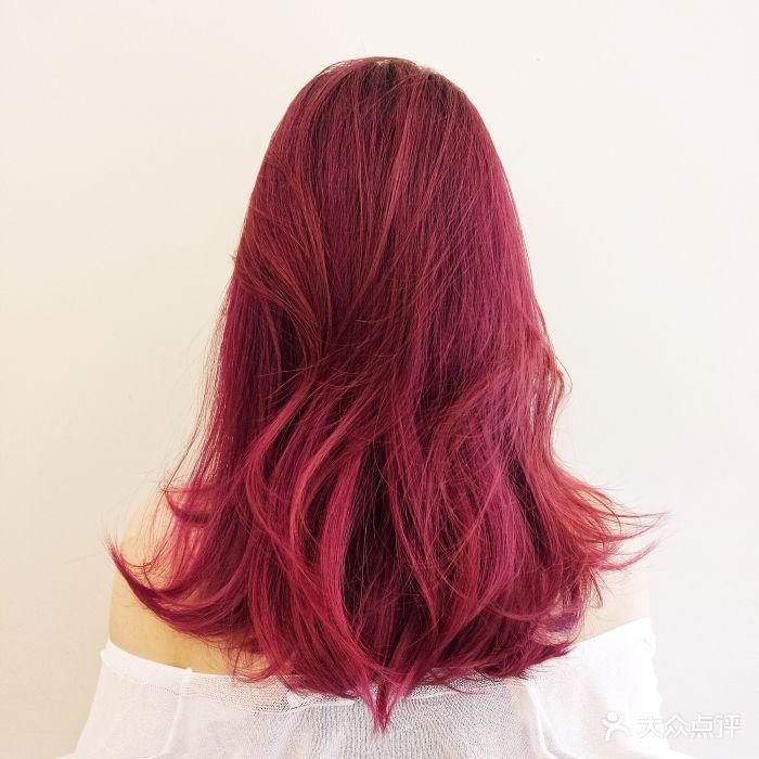 3am hair salon燙發染發接發(日月光店)中發圖片 - 第4193張圖片