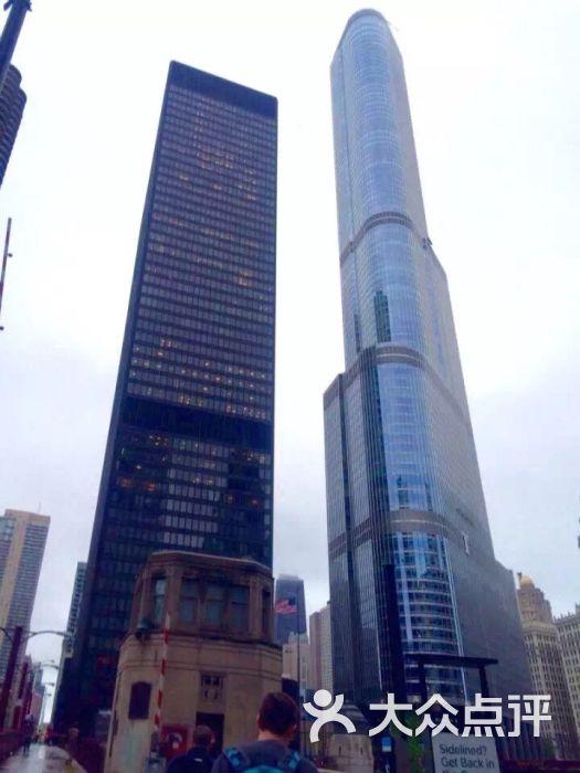 芝加哥特朗普國際大廈酒店地址電話價格預定 芝加哥酒店預定