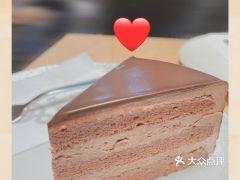 gaga(德基广场店)的巧克力蛋糕