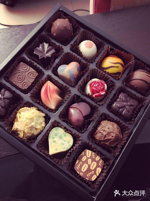 桃乐兹手工巧克力 天津 第25张