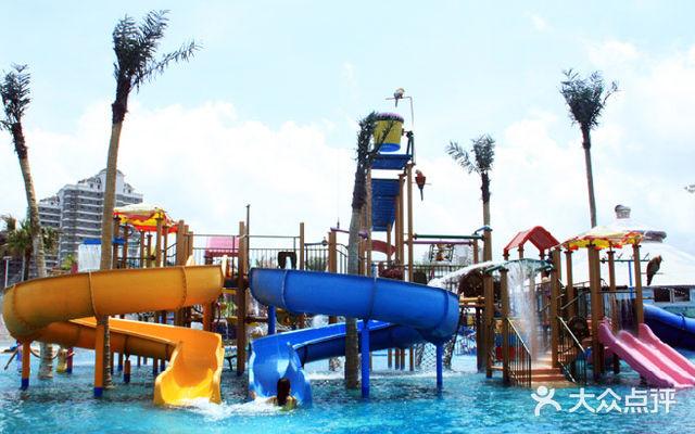 热带风暴水上乐园景点图片