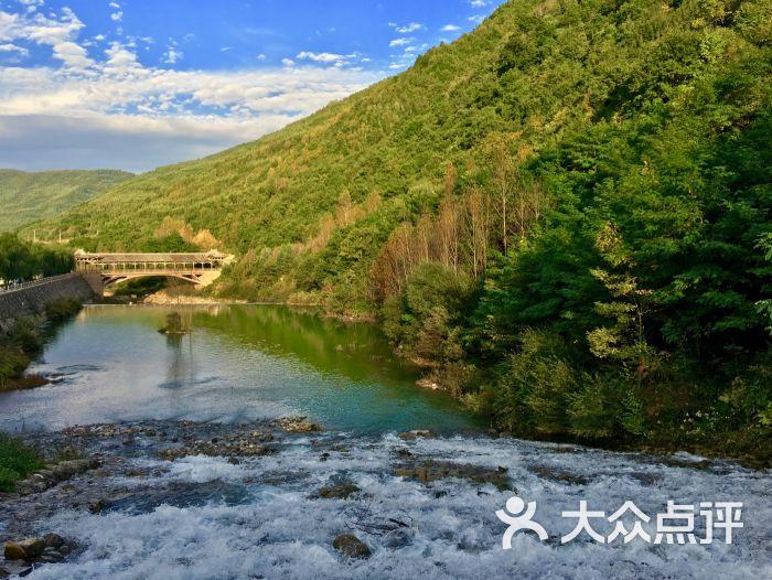 宕昌官鹅沟风景_宕昌官鹅沟国家森林公园景点图片 - 第54张