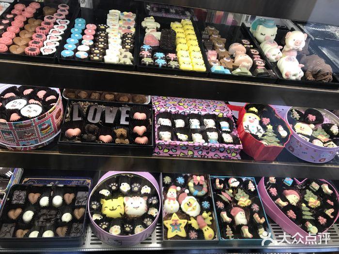 Chocodo Chocolate Bar 上海 第26张