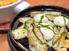 新榆园·大隐于市(湖滨银泰旗舰店)的西班牙海鲜饭