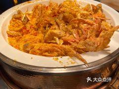 韩盛·盛江山自助烤肉(益田假日购物中心店)的炸螃蟹