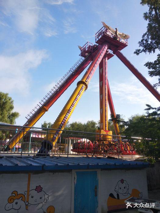 長春兒童公園歡樂世界游樂園圖片 - 第19張