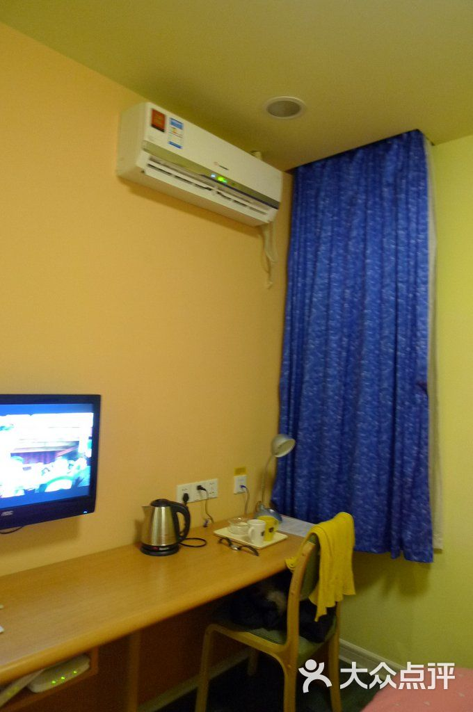 如家快捷酒店(民生路杨高中路地铁站)电视机图片 - 第29张