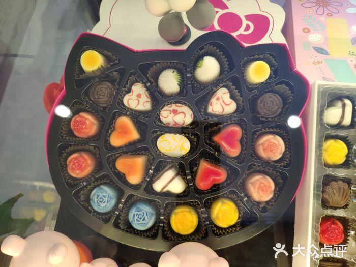 OSHARI 手工巧克力店 重庆 第12张
