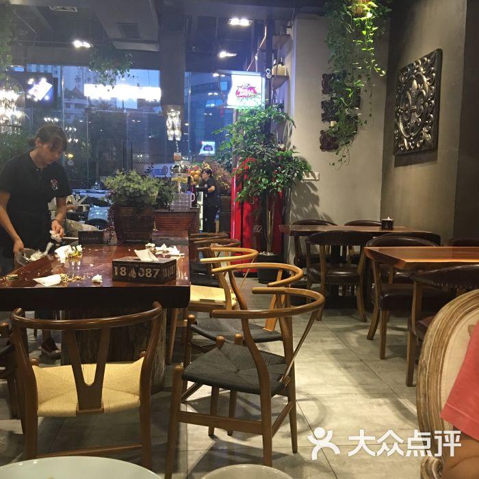 三爷里主题餐馆图片 - 第5张