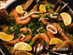 GREEN & SAFE(新天地店)的西班牙海鲜饭