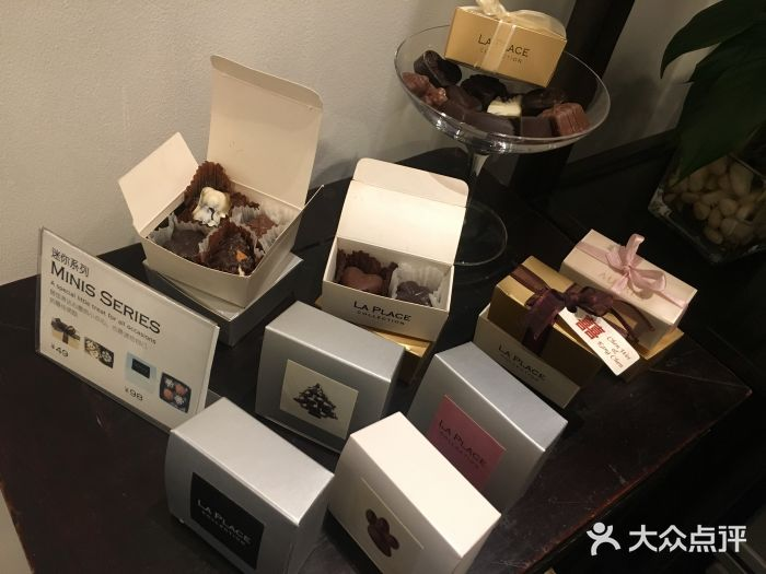 LA PLACE 手工巧克力工坊 北京 第16张