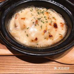 蟹肉芝士焗饭