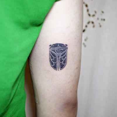 图腾类纹身款式图