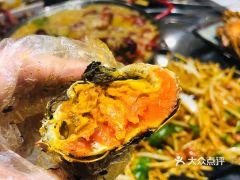 套头龙虾馆·烧烤的烤螃蟹