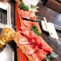松阪牛特等五種肉拼盤